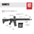 Barrett REC7 DI Fighter Carbine sport karabély - .223 Rem