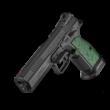 CZ 75 TS 2 Racing Green - 9 mm Luger