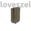 Clawgear Low Profile Molle tártartó - RAL7013 - 9mm