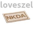 NKDA felvarró - Desert