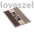 Magyar zászló azonosító felvarró - Desert