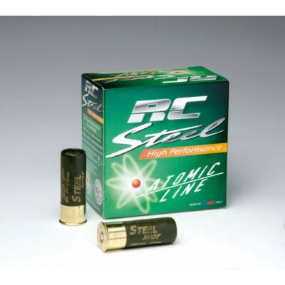 RC Steel T3 Atomic Line 12/70-3 (3,3mm) 34g sörétes lõszer