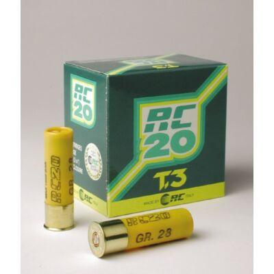 RC20 T3 20/70-5 (2,9mm) 28g sörétes lõszer