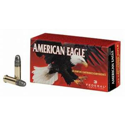 Federal American Eagle High Velocity .22LR lőszer