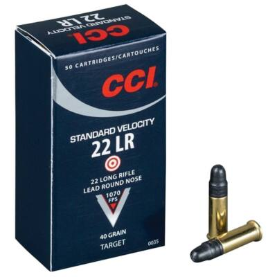 CCI Standard 40gr .22LR lőszer