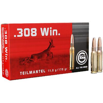 Geco 308Win TM 170gr 308 Win lőszer