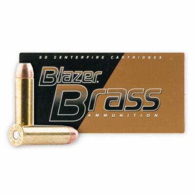 CCI Blazer Brass 357 Mag JHP lőszer - 158 gr