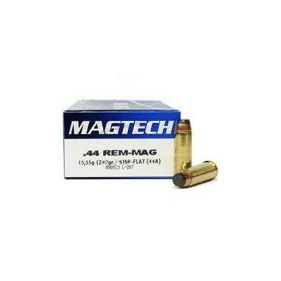 Magtech 44 Mag SJSP Flat lőszer - 240 gr