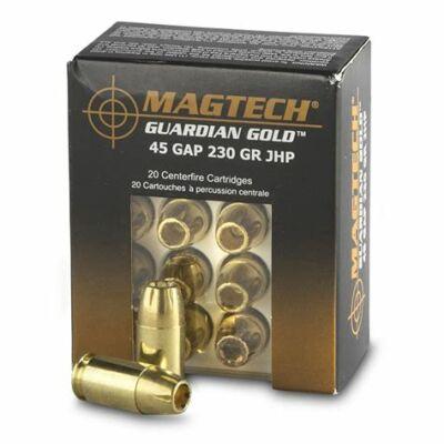 Magtech .45 ACP JHP GG lőszer - 180 gr