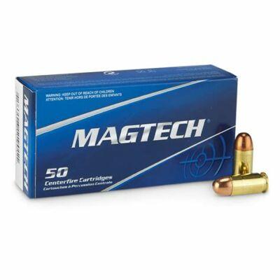 Magtech .45 ACP FMJ lőszer - 230 gr