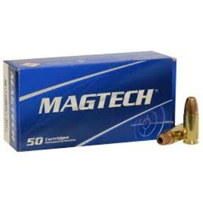 Magtech 9mm Luger JHP Subsonic lőszer - 147 gr