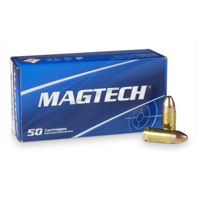 Magtech 9mm Luger FMJ lőszer - 124 gr