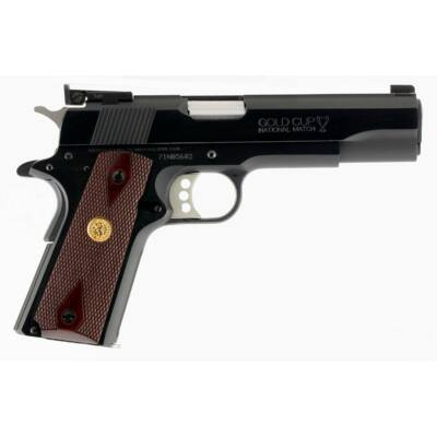 Colt 1911 Gold Cup National Match -  .45 ACP