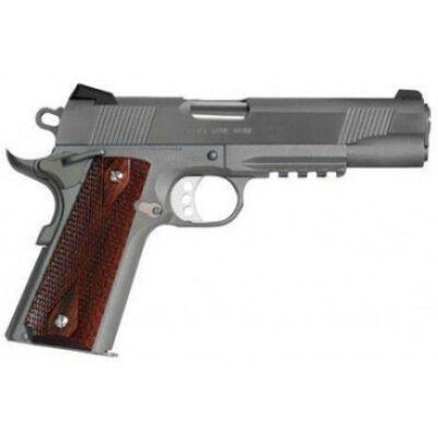 Colt 1911 Government Rail Gun - .45 ACP