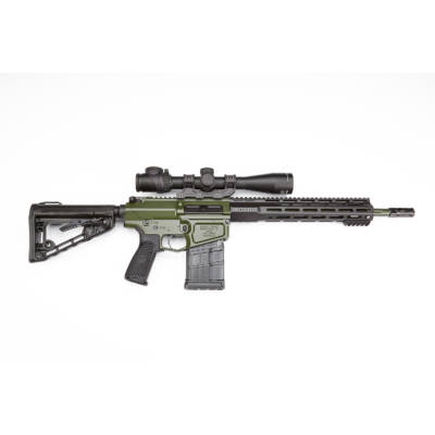 Wilson Combat AR10 Recon Tactical Green - 6.5 Creedmoor