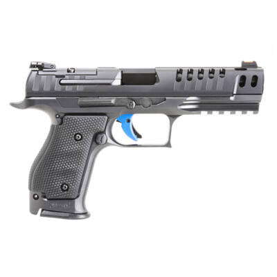 Walther Q5 Match Steel Frame Champion - 9 mm Luger