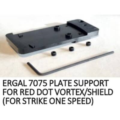 Arsenal Firearms Strike One Speed Ergal 7075 Red Dot szerelék - Vortex/Shield