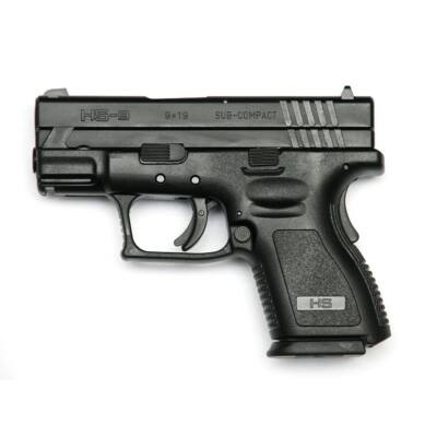 """HS-9 3"""" Sub-Compact - 9mm Luger"""