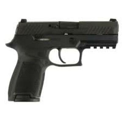Sig Sauer P320 Nitron Compact - 9 mm Luger
