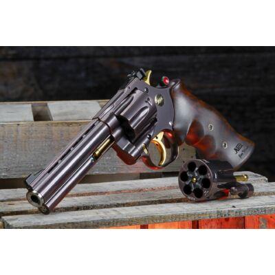 Korth Classic Bronze revolver - .357 Magnum / 9mm Luger