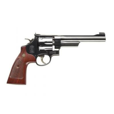Smith & Wesson 27 revolver - .357 Mag