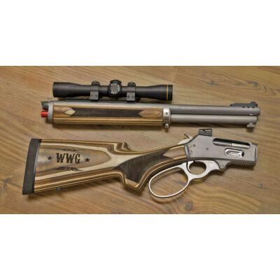 Wild West Guns Alaskan Copilot 2 Lever Action golyós puska - 457 WWG / 45-70 Gov