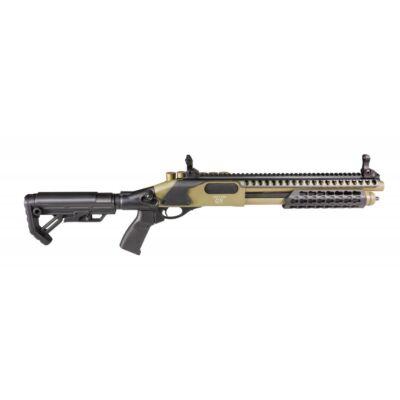 Secutor Velites G-V Tan 6mm BB pumpás GG airsoft fegyver