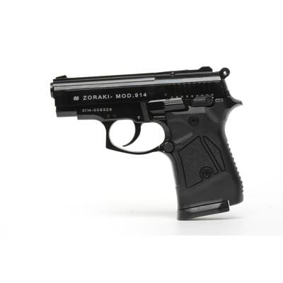 Zoraki 914 Auto gáz-riasztó pisztoly - fekete