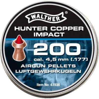 Walther Copper Impact 4.5mm léglövedék (200db)