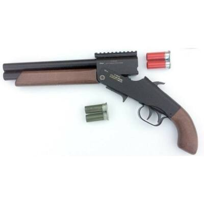 Atlas G-Shoot 4Matic Lupara gumilövedékes puska - szereléksínes