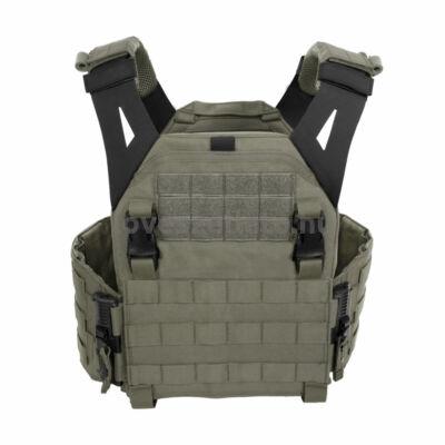 Warrior LPC Low Profile V1 Molle mellény - Ranger Green