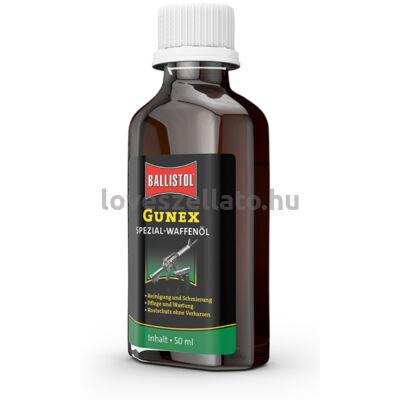 Ballistol Gunex fegyverolaj - 50ml