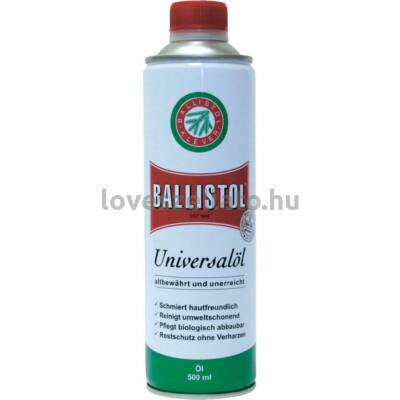 Ballistol fegyverolaj spray - 500ml