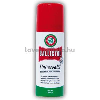 Ballistol fegyverolaj spray - 50ml