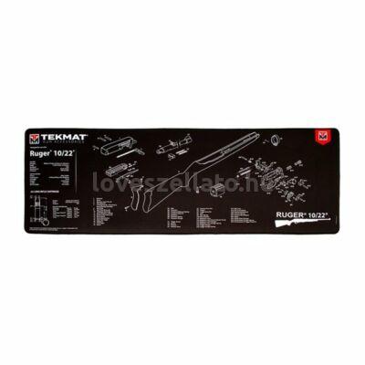 Tekmat Ultra 44 fegyvertisztító alátét - Ruger 10/22