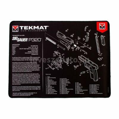 Tekmat Ultra 20 fegyvertisztító alátét - Sig Sauer P320