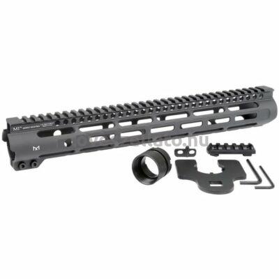 "Midwest Industries AR-15 Slim Line M-LOK előagy - fekete - 14"""