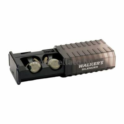 Walkers Game Ear Silencer Bluetooth aktív hallásvédő - 26dB