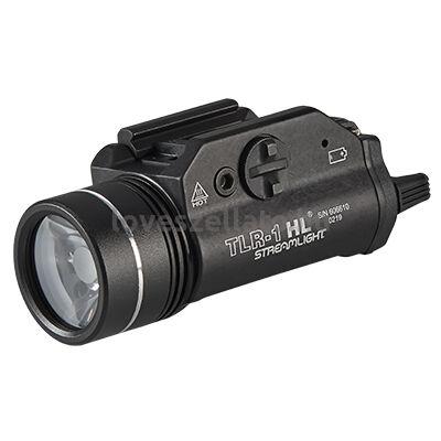 Streamlight TLR-1 HL pisztolylámpa - 1000 lumen