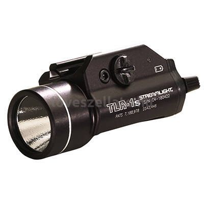 Streamlight TLR-1s pisztolylámpa - 300 lumen