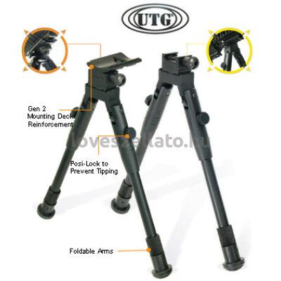 UTG-Leapers Taktikai Bipod 15-21.5 cm