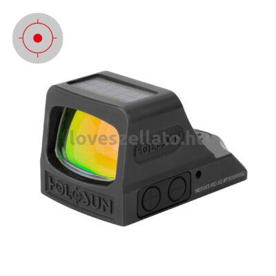 Holosun HE508T-RD X2 Elite Solar Red Circle Dot irányzék