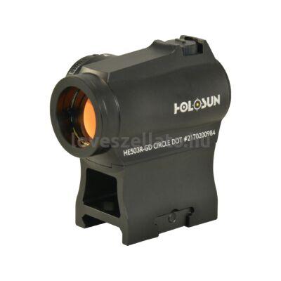 Holosun HE503CU-GR Elite Solar Green Red Dot irányzék