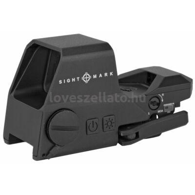 Sightmark Ultra Shot R-Spec QD reflex irányzék - zöld