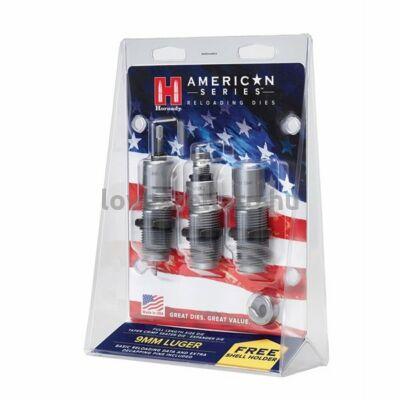 Hornady American Series matrica szett -  9mm Luger