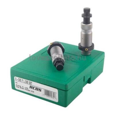 RCBS X-Die matrica szett - 7mm-08 Rem