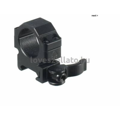 UTG Leapers Medium Picatinny QD céltávcső gyűrű - 25mm