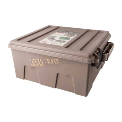 MTM Ammo Crate Deep lőszertároló doboz - FDE