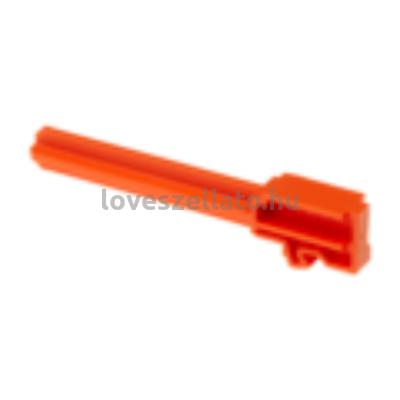 Glock 19 műanyag gyakorló pisztolycső