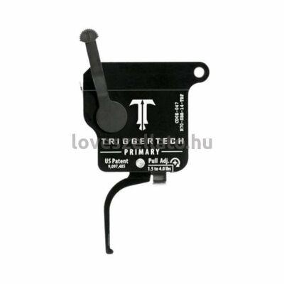 TriggerTech Primary Remington 700 elsütőszerkezet - Flat Black